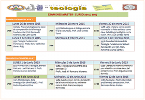 HorarioExamenesMasterTeologia1415pdf