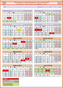 calendario licencia 15-16