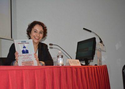 XXXIII Jornadas de Teología: Conferencia de María de León