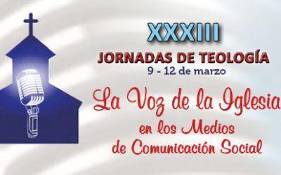 XXXIII Jornadas de Teología